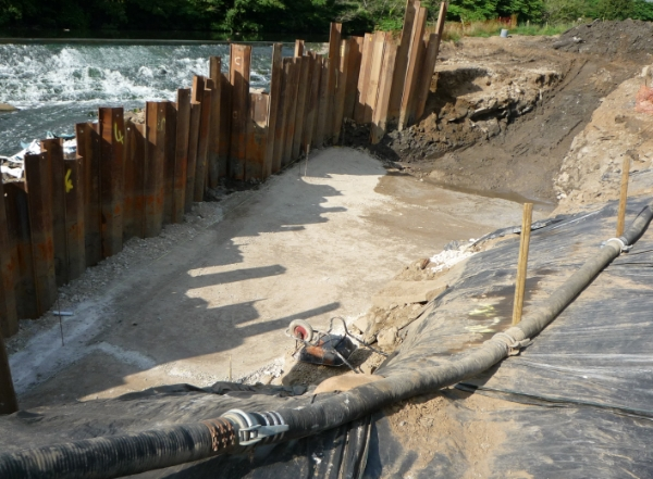 week 7 blinding the outfall